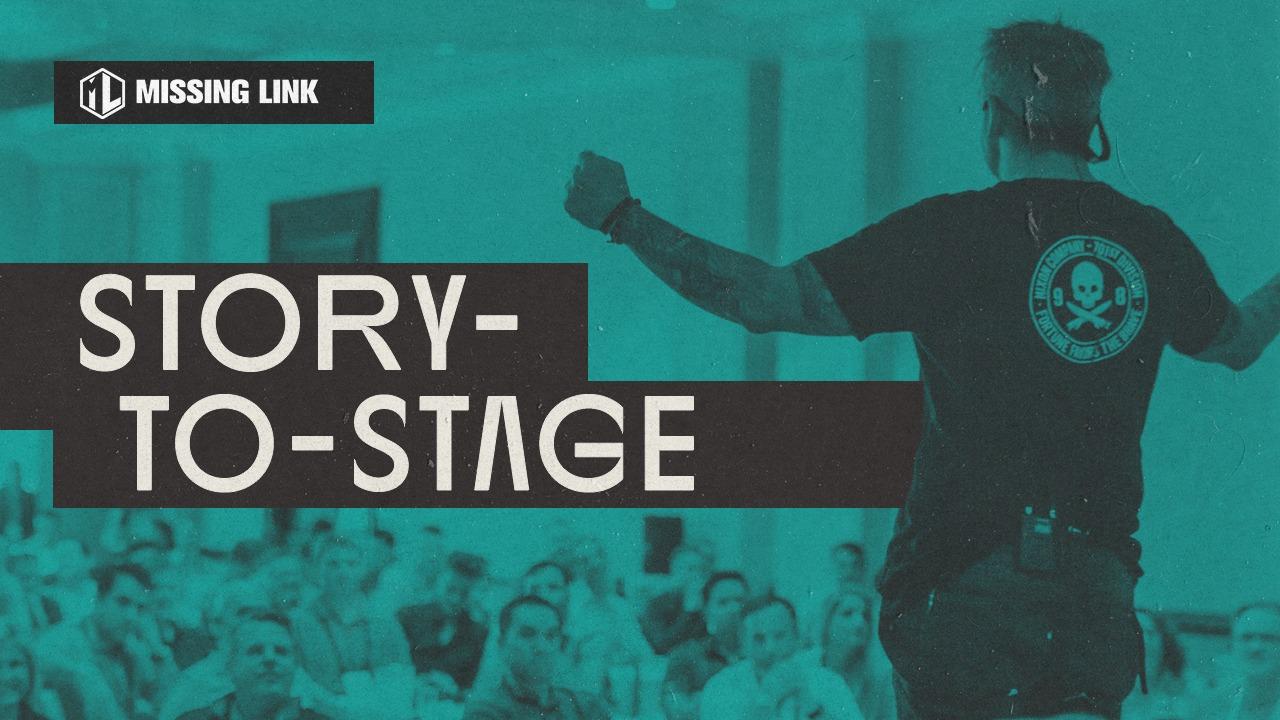 Story-to-Stage professional speaker program